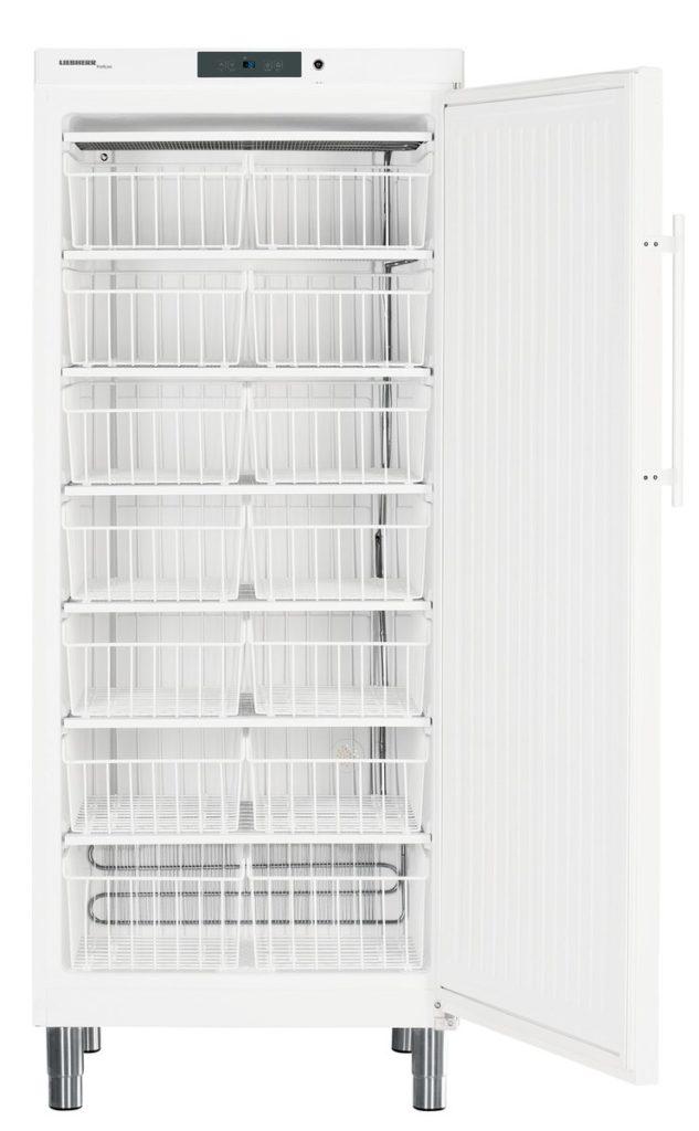 Der Liebherr Gefrierschrank GG 5210 ist aufgrund der hohen Energieeffizienz förderbar.