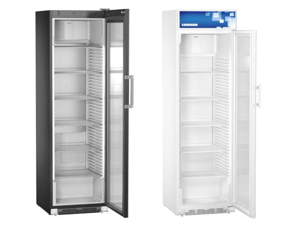 Display Getränkekühlschrank mit Glastür