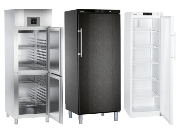 Gewerbekühlgeräte wie Gewerbekühlschränke