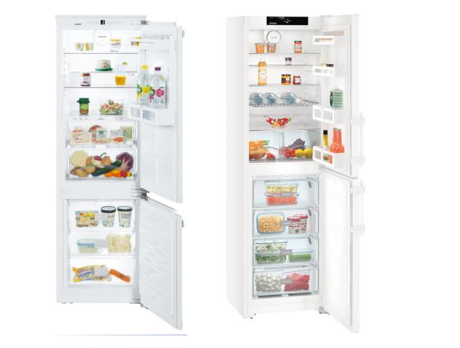 Kühl-Gefrierkombinationen mit BioFresh