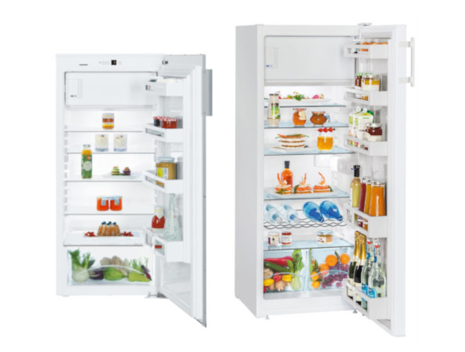 Kühlschränke mit BioFresh
