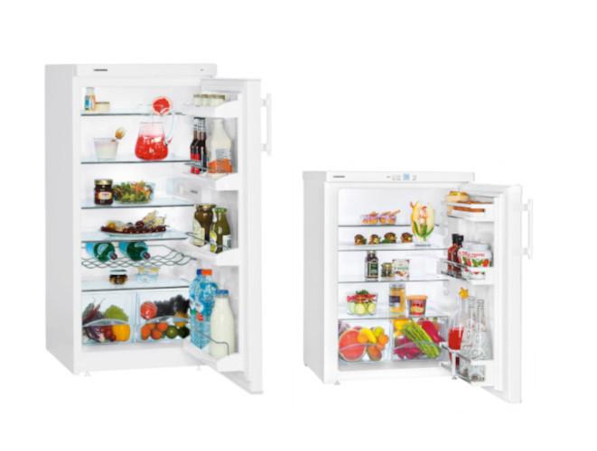 Liebherr Eiskasten sowie Kühlschrank